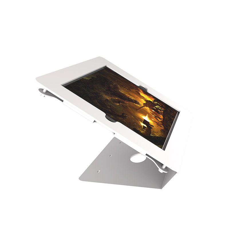 TS-T universal fixed 30 degrees flexible tablet stand